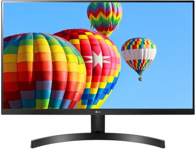 LG 24 inch Full HD LED Backlit IPS Panel Monitor (24MK600M)