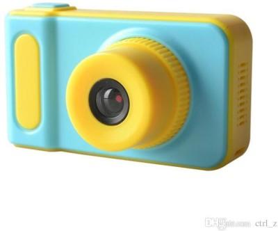 GRAYLEAF : Kids Digital Camera, Mini 2.0 Inch Screen HD 1080P Video Recorder Kids Camera Point & Shoot Camera
