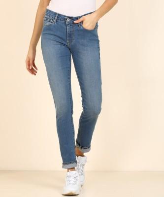 Levi's Skinny Women Blue Jeans