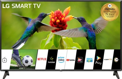 LG All-in-One 80cm (32 inch) HD Ready LED Smart TV 2019 Edition