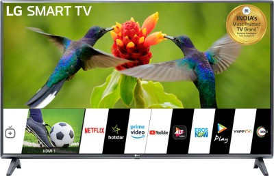 LG All-in-One 108cm (43 inch) Full HD LED Smart TV 2019 Edition