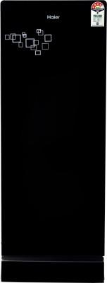 Haier 220 L Direct Cool Single Door 4 Star Refrigerator  with Mirror Glass Door