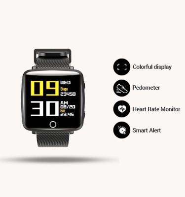 Lenovo Carme Black Smartwatch