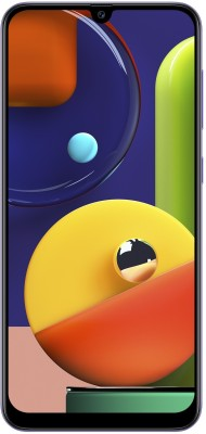 Samsung Galaxy A50s (Prism Crush Violet, 128 GB)