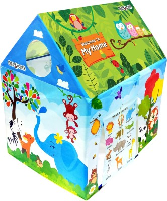 Miss & Chief Play tent house for kids in Jungle theme