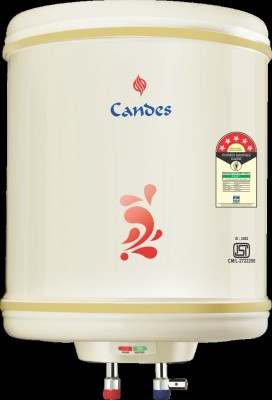 Candes 25 L Storage Water Geyser (Perfecto, Ivory)