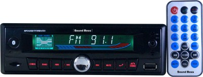 Sound Boss UNIVERSAL Bluetooth Wireless With Phone Caller Id Receiver Car Stereo