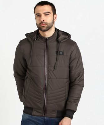 Breil By Fort Collins Full Sleeve Solid Men's Jacket