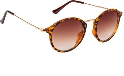 bArrett Round Sunglasses