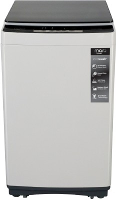 MarQ by Flipkart 8 kg with Delay Start Fully Automatic Top Load Grey