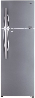 LG 360 L Frost Free Double Door 4 Star Refrigerator