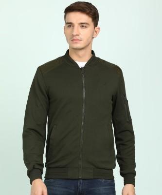 Killer Full Sleeve Self Design Men Jacket