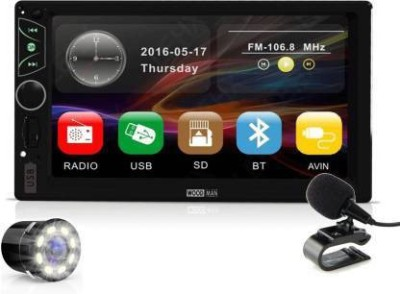 Woodman Wow1 MP5 Touch Screen Car Music System Car Stereo