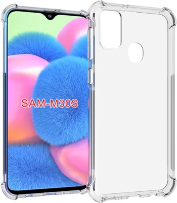 Karpine Back Cover for Samsung Galaxy M30s