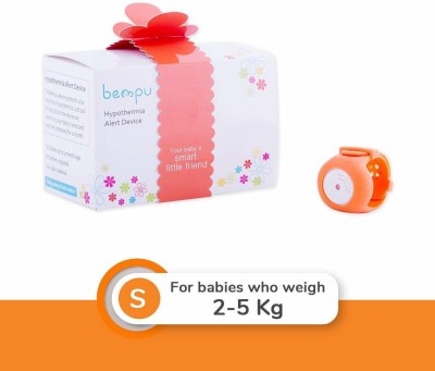 BEMPU  Health TempWatch Newborn Baby (2 to 5 Kgs) Hypothermia/Low Body Temperature Monitor Device Audio Visual Baby Monitor