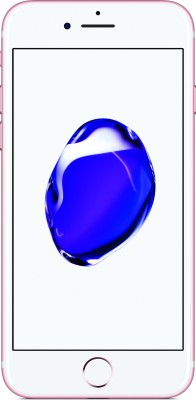 Apple iPhone 7 (Rose Gold, 32 GB)