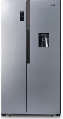 MarQ by Flipkart 560 L Frost Free Side by Side Refrigerator  with Water Dispenser