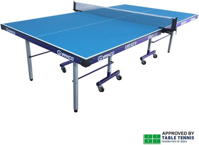 Gymnco Stationary Indoor Table Tennis Table