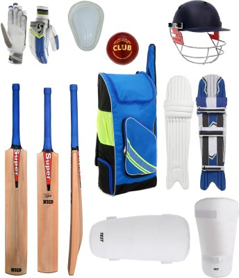 NHD Senior Size For 15+ Year Kashmir Willow Cricket Kit