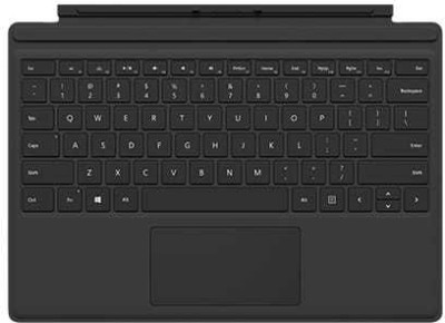 Microsoft Surface Pro Type Cover Magnetic Laptop Keyboard