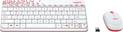 Logitech MK240 Wireless Keyboard and Mouse Combo