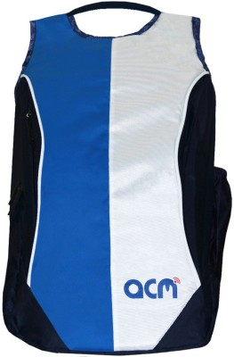 ACM 12 inch Expandable Laptop Backpack