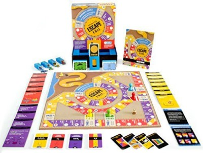 Kitki Escape Evil Fun Educational Board Games Stem Toys On Chemistry For Kids 8 10 9 12 12 14. Geek Gifts Science Kits For Boys Girls Teens.