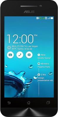 Asus Zenfone 4 (Blue, 8 GB)