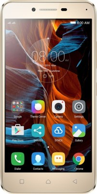 Lenovo Vibe K5 Plus (Gold, 16 GB)