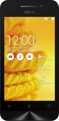 Asus Zenfone 4 (Yellow, 8 GB)