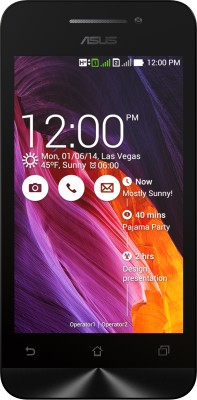Asus Zenfone 4 (Red, 8 GB)
