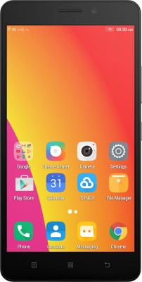 Lenovo A7700 (Black, 16 GB)