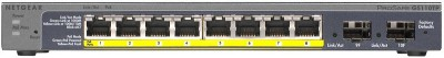 Netgear GS110TP Network Switch