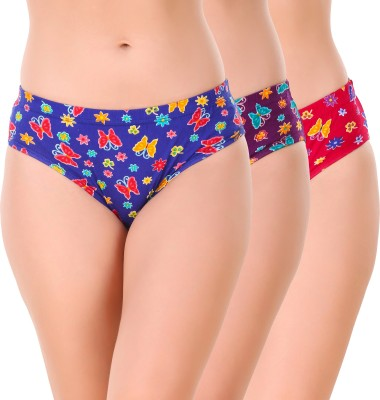Masha Women Hipster Multicolor Panty