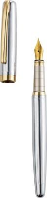 Legend Executive Silver Metal Fountain Pen