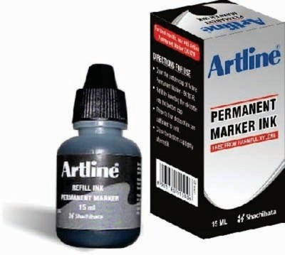 Artline Permanent - EK-107R - ESK- 15 Marker Ink