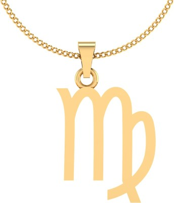 IskiUski Kanya Zodiac 14kt Yellow Gold Pendant