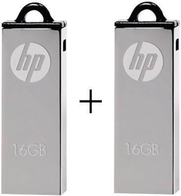 HP Combo of 2Pcs 16 GB Pen Drive