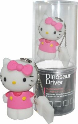 Dinosaur Drivers Kitty 32 GB Pen Drive