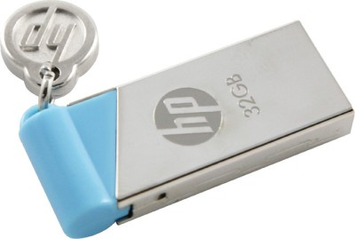 HP V 215 B 32 GB USB Utility Pendrive