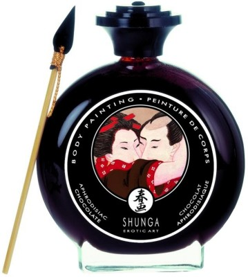 Shunga Aphrodisiac Chocolate Edible Body Painting Pleasure Enhancement