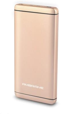 Ambrane 8000 mAh Power Bank (Plush PQ-800, Quick Charge C-Port )
