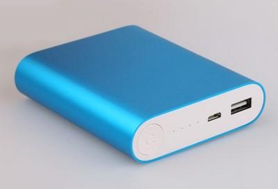 King 15000 mAh Power Bank (HK 137734, USB Portable Power Supply)