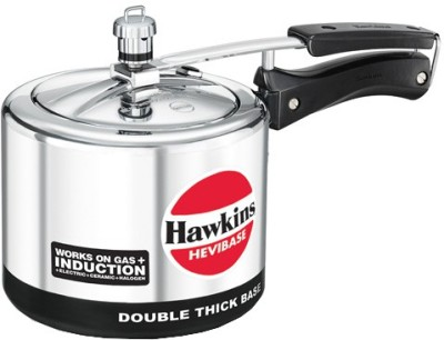 Hawkins Hevibase 3 L Pressure Cooker with Induction Bottom