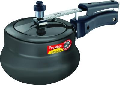 Prestige Nakshatra Plus HA Handi 2 L Pressure Cooker with Induction Bottom