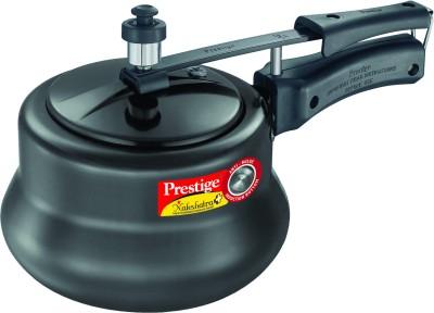 Prestige Nakshatra Plus HA Handi 3 L Pressure Cooker with Induction Bottom
