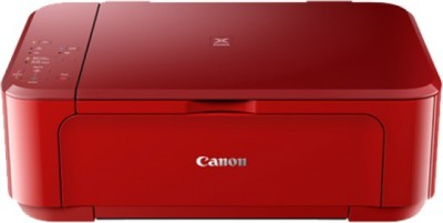 Canon PIXMA MG3670 Photo All-In-One with Duplex and Cloud Printing Multi-function Wireless Printer
