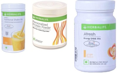 Herbalife Formula 1 Nutritional Shake Mix(Mango),Personalized Protain Powder,Energy Drink Mix Ginger 700gm Protein Blends