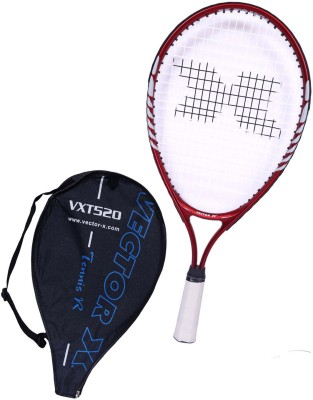 Vector X Vxt 520 21 inches Red, White Strung Tennis Racquet