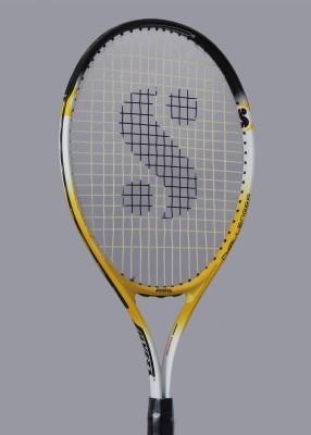 Silver's Flow 333 Gutted Strung Tennis Racquet